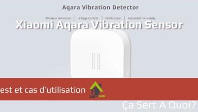 Photo de Test et cas d'utilisation du capteur de vibration Xiaomi Aqara