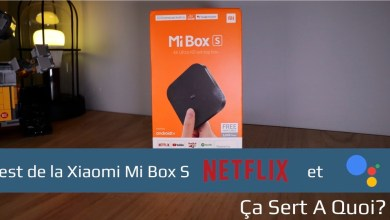 Photo de Test de la Xiaomi Mi Box S