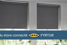 Photo of Test du store connecté IKEA Fyrtur