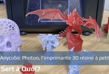 Photo of Test : Anycubic Photon, l'imprimante 3D résine à petit prix