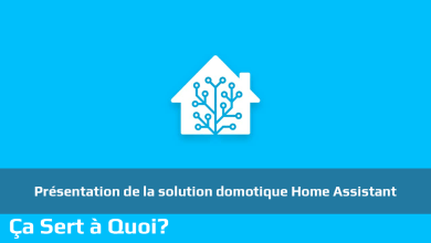 Photo de Présentation de la solution domotique Home Assistant