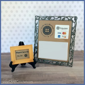 craft show display picture frames