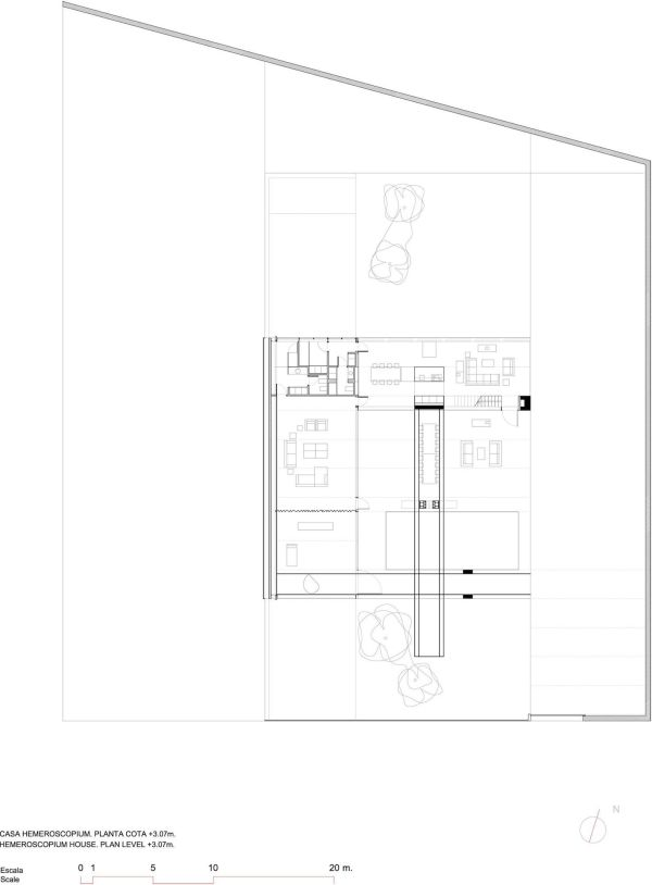 Hemeroscopium House by Ensamble Studio - CAANdesign ...