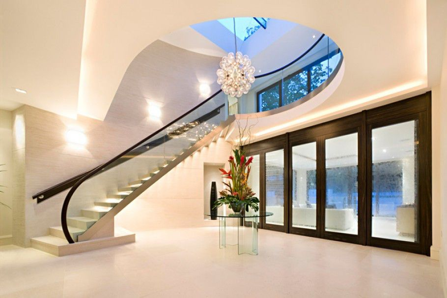 Mansion In London By Harrison Varma Mesut Ozil S New House