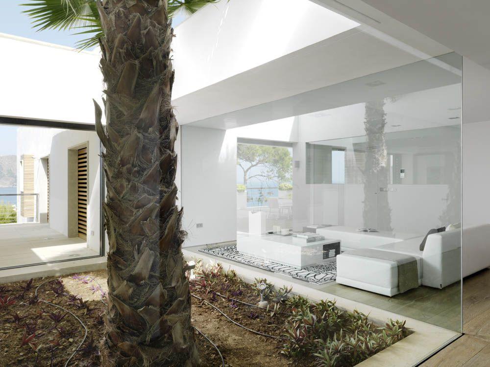 Art Deco House Interior