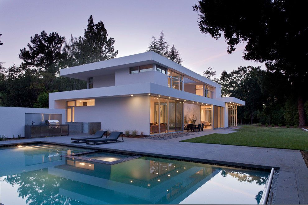 ARA Residence By Swatt Miers Architects CAANdesign