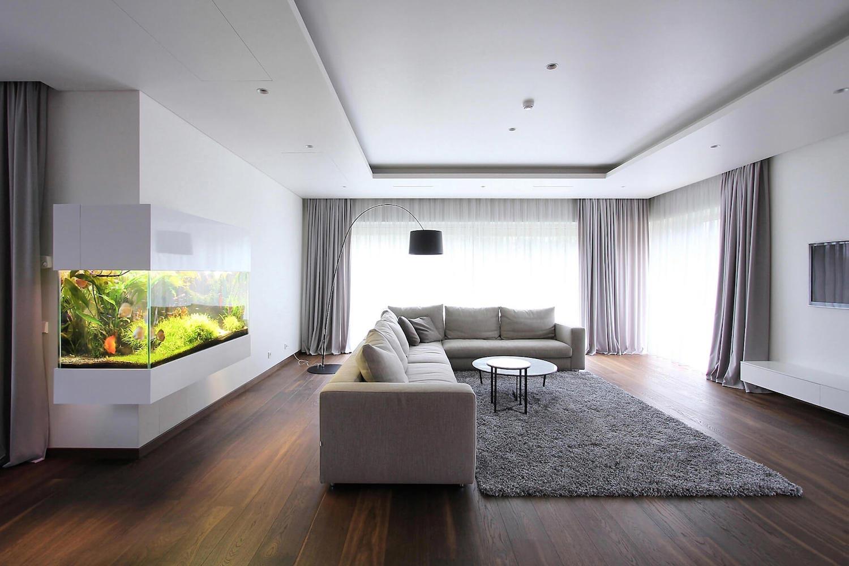 Ascetic And Minimalist Interior Design Caandesign