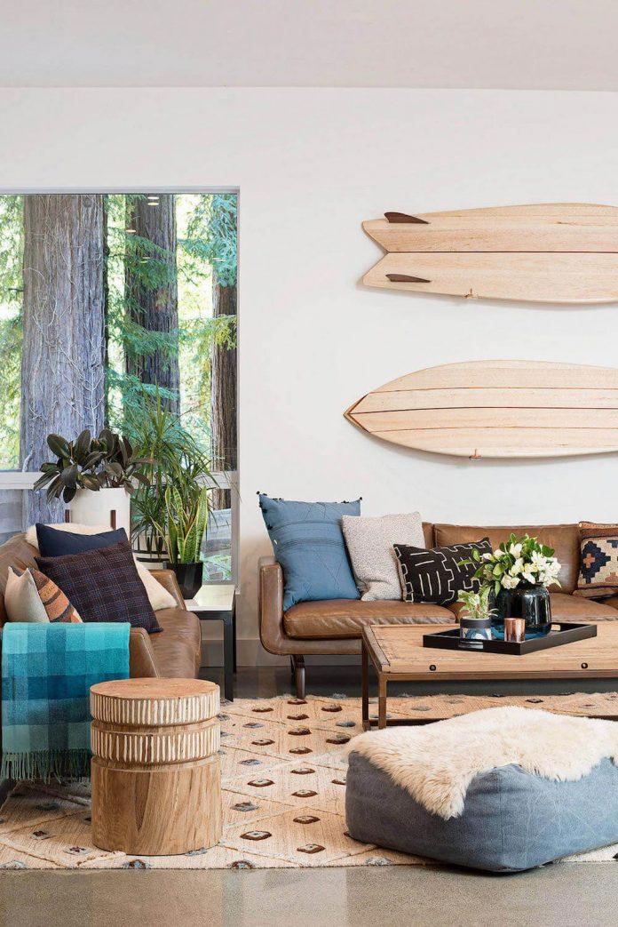 Casual Hip Marin County By Regan Baker Design CAANdesign