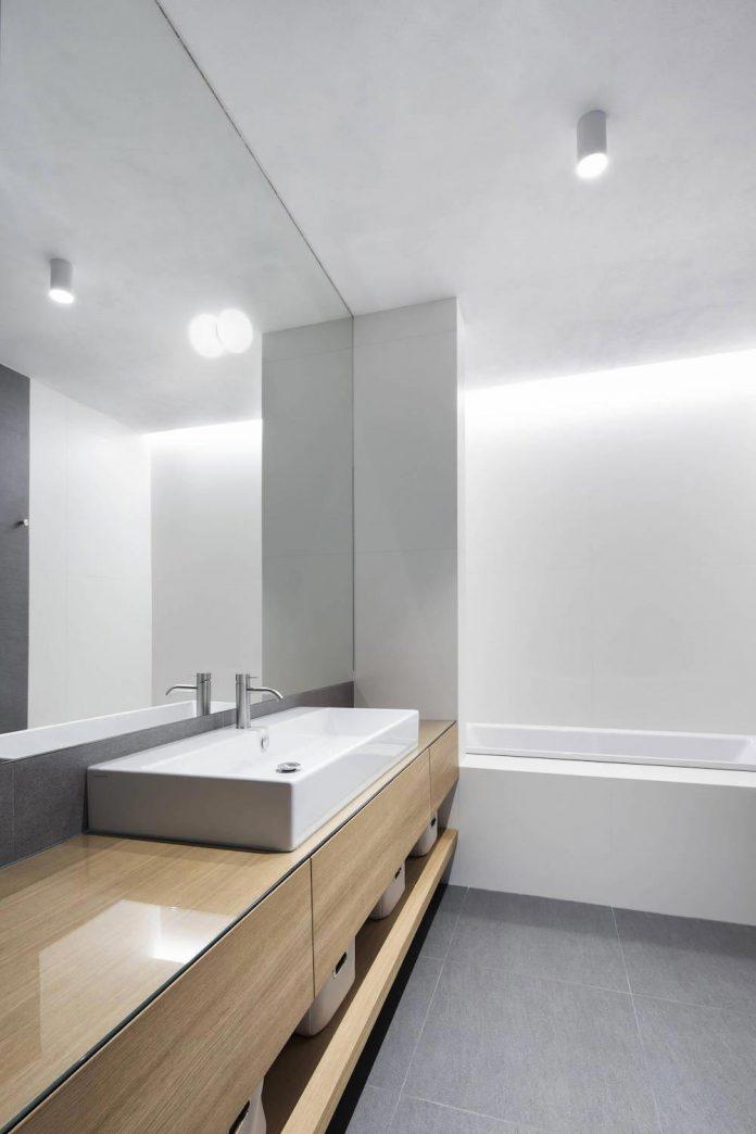 SMA Has Designed A Minimalist Interior Design Of The