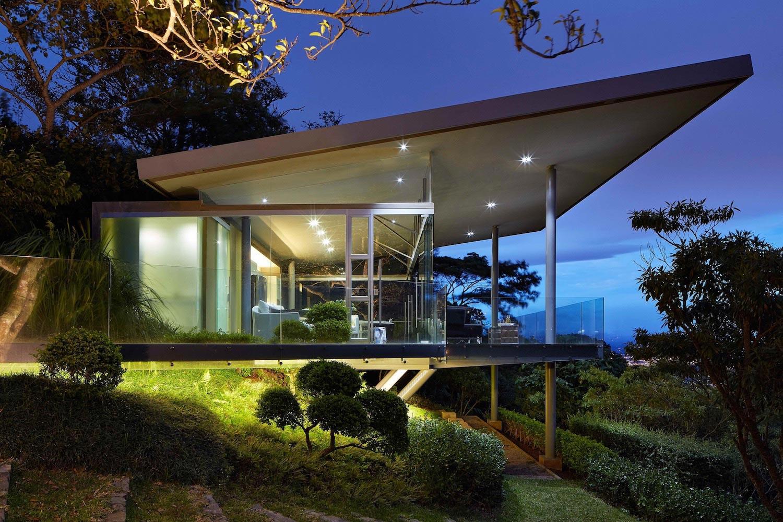 Exterior House Columns Design