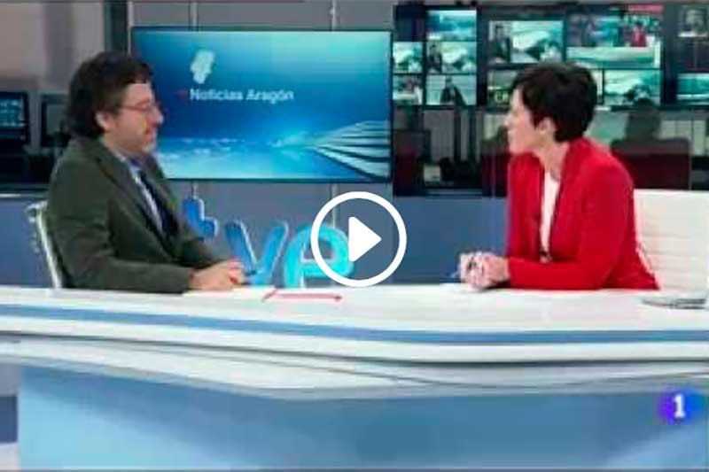 CAAR. Balance de 2018 en TVE Aragón