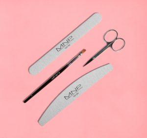 MNP - ACCESSORI per la cura delle unghie : lime, forbice, pennello professionali mesauda a perugia da caarp professional