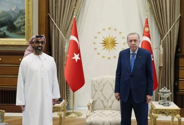Imaaraadka Carabta oo u cararay Erdogan kadib markii ay galeen go'doon siyaasadeed