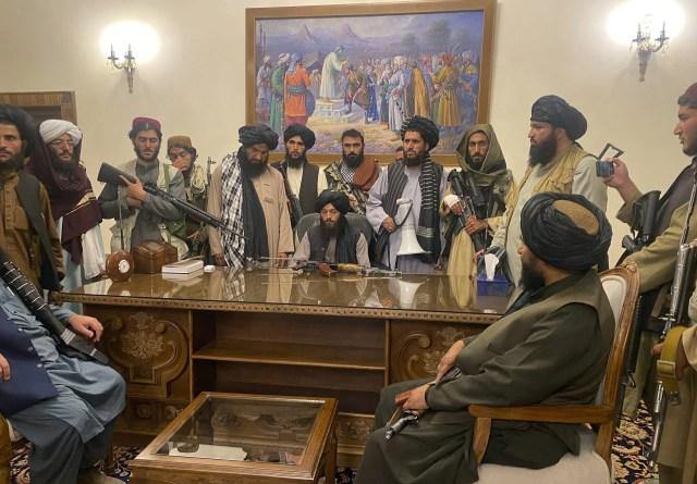 Afar dal oo ka faa'iidaya fashilka reer galbeedka ka raacay Afghanistan