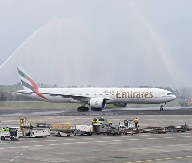 Emirates Adds Scotland Cargo Capacity With New Edinburgh Route