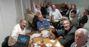 Reunião de Diretoria e Conselho - Clube de Antiguidades Automotivas de Volta Redonda