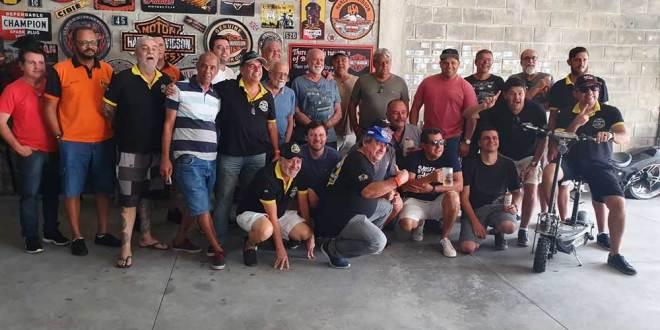 Confraternização de final de ano 2019 - Clube de Antiguidades Automotivas de Volta Redonda