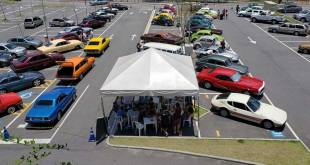 Encontro mensal de janeiro de 2020 - Clube de Antiguidades Automotivas de Volta Redonda