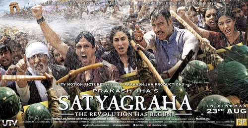 Bollywood tried to repackage the NATO-backed Arab Spring for India.