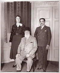 Princess Durru Shehvar, Caliph Abdul Majid II, and Prince Azam Jah. Were the last Ottomans really Muslims? Were the really Turks?