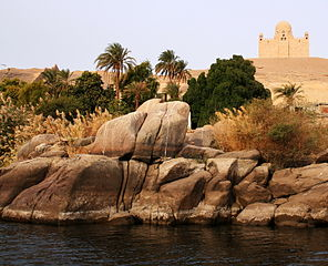 When Agha Khan III died, he was buried in a Fatimid style tomb on the banks of the river Nile. This practice is alient to Islamic culture, and has more in common with the pre-Islamic Pharaohs of Egypt. The Pharaohs would have their dead bodies preserved using special embalming techniques, and would be buried in vacuum sealed pyramids that were designed to be impregnable. They believed that their modern descendents would develop technology to later bring them back to life. Such was their unnatural lust for life. Thankfully, they are still dead.