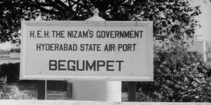 One can only imagine the joy the last Nizam felt, as British Intelligence operatives, who once pranced so mightily and openly threatened the Nizam, suddenly found themselves escorted to the Airport, with the British Empire now being unable to reverse their fortune.