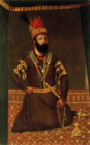 Nadir Shah was a closet Sunni, and actually had great respect for the Mughal Emperor.