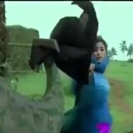 """In one of the many cheesy song videos that accompany the movie Bombay, the Muslim girl is seen running away, only to have her burkha entangled in a tree branch. She keeps on running, leaving the rather good burkha behind. In reality, the movie should have come with a """"DON'T TRY THIS AT HOME"""" warning for the simple reason that relationships in India involve all sorts of drama from the families of the two participants. And runaway brides, whether Hindu or Muslim, are not exactly welcome because being runaways, they are unlikely to bring a big dowry bonanza for the monster mother-in-law. A typical mother-n-law would happily immolate such a bride in an """"accident"""" so that her son could marry a girl that would bring along a double-door Samsung® fridge with Tropical Inverter Technology.™ And at such an instance, the husband would turn into a nincompoop, singing a sad Bollywood number blaming the stupid world."""