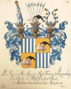 Shwarzenberg Coat of arms
