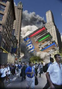 Enron on the rampage on 9/11