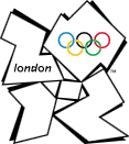 The logo for the London Olympics