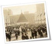 Pyramid of Helmets