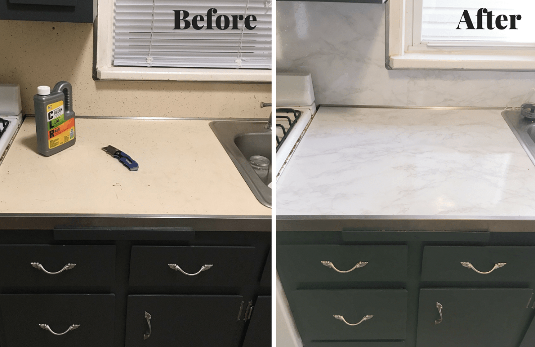 Transform Your Kitchen With Contact Paper For Countertops