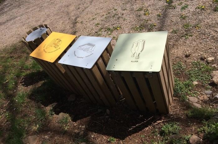 Recyclage de dechet Cantal
