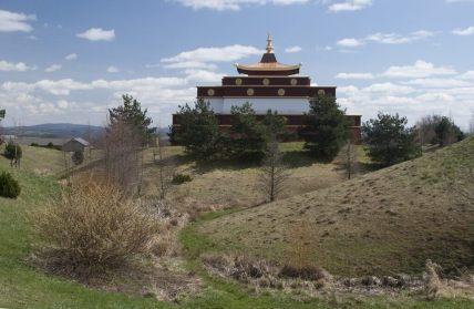 Boudhiste de Biollet