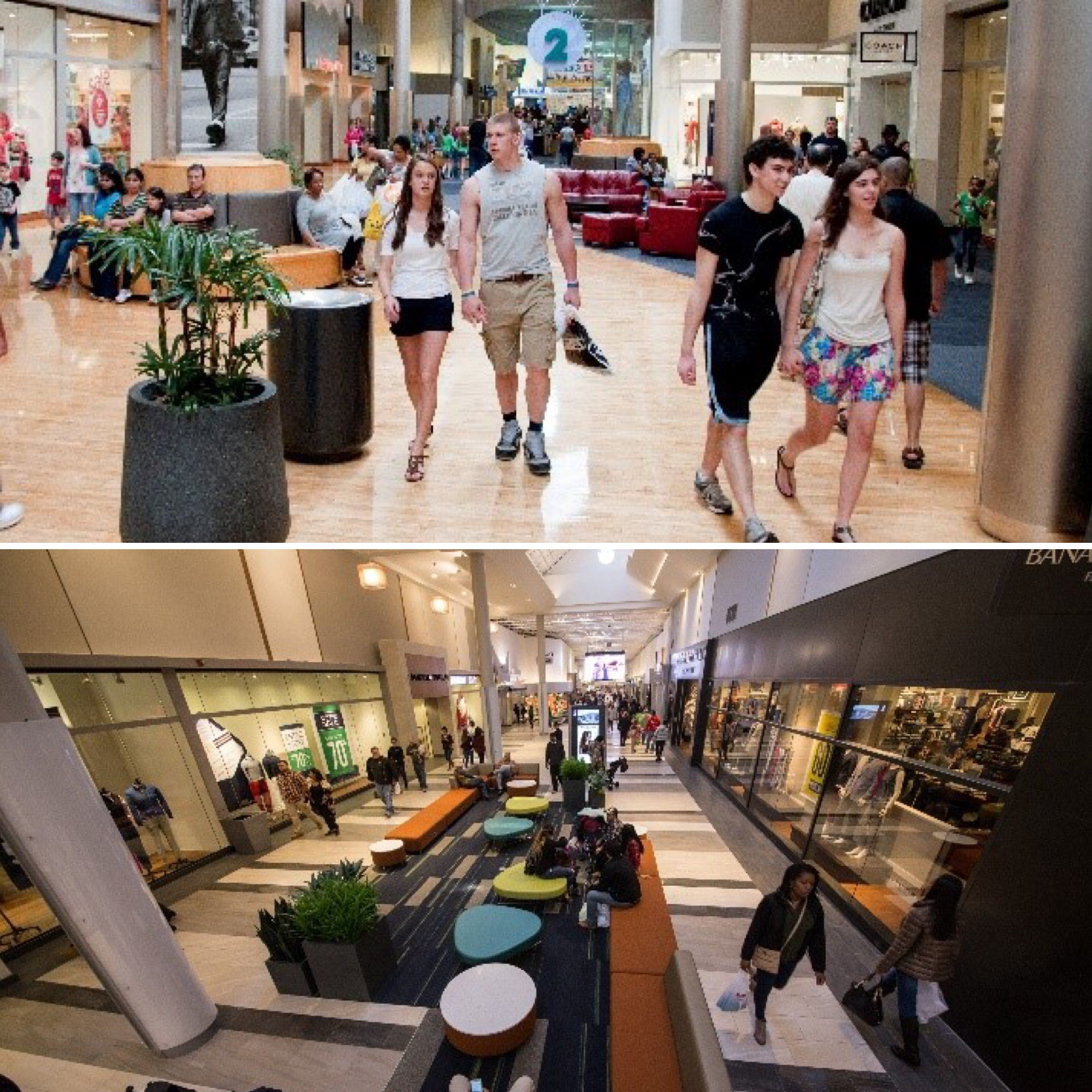 a modern look for concord mills
