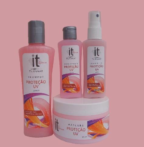 Linha Proteção UV Tutanat - Kit R$ 79,00