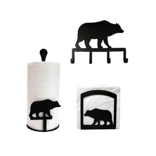 bear kitchen decor