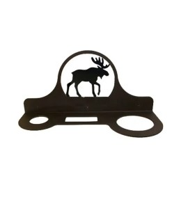 Moose Hair Dryer Holder