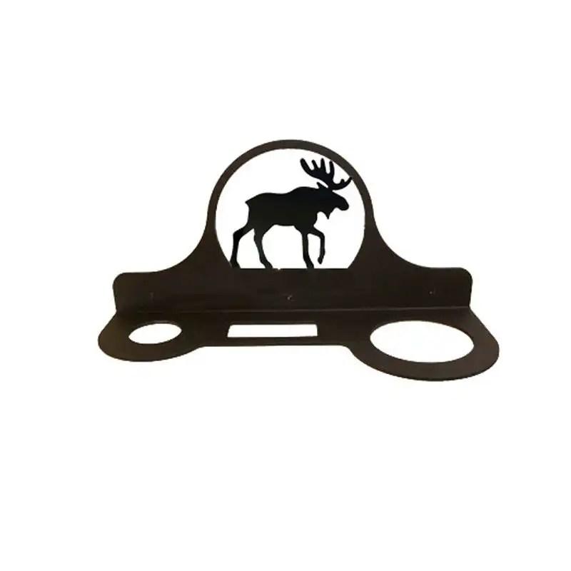 Moose Hair Dryer Holder