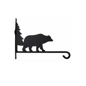 bear wall plant hanger