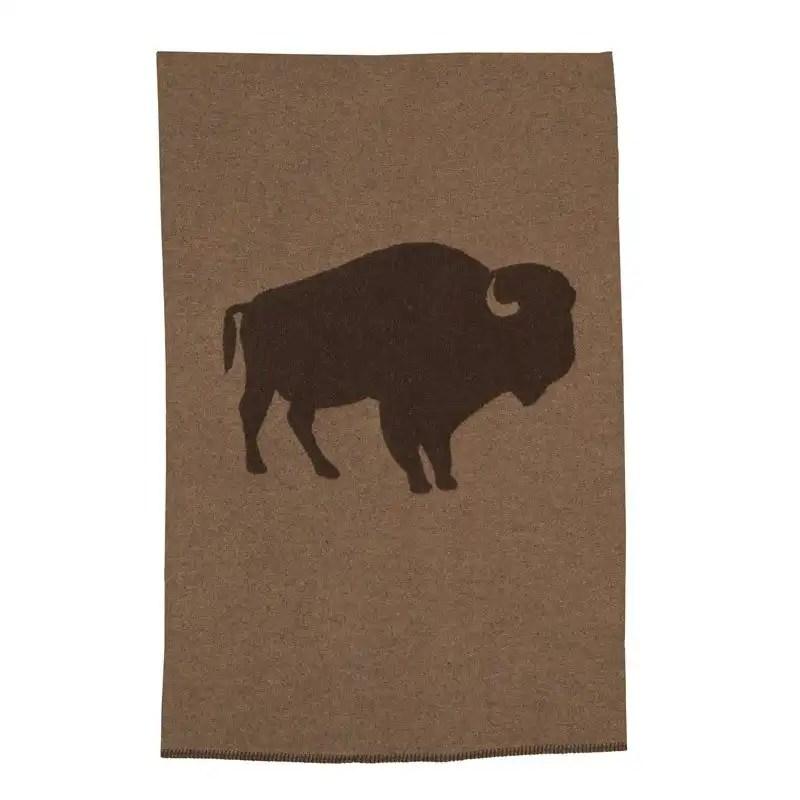 bison blanket