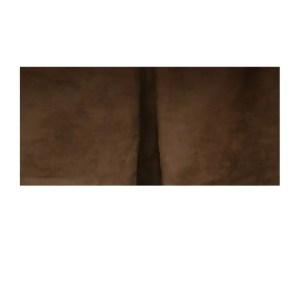 Chocolate Brown Bedskirt