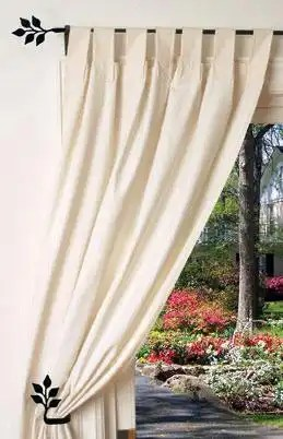 leaf-curtains
