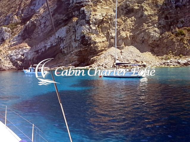 Isole Egadi - Marettimo - Cabin Charter Eolie - Catamarano - Imbarco Individuale 640