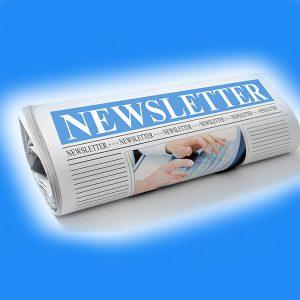 Newsletter con Sfondo - Cabin Charter Eolie