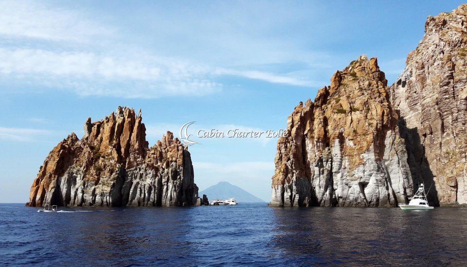 Basiluzzo - Dolce e Gabana Spot - Cabin Charter Eolie - Sicilia - Italy