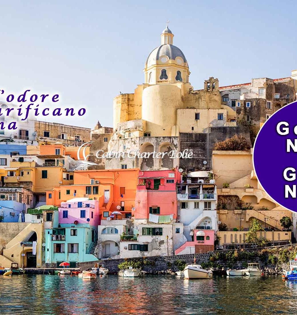Golfo di Napoli, Capri e Isole Flegree