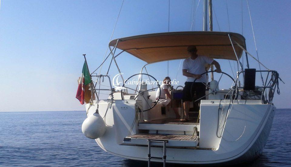 Lipari - Vacanza in Barca a Vela - Individuale - Cabin Charter Eolie