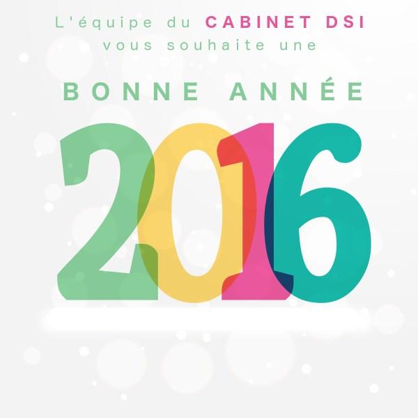 Cabinet DSI Joyeuse année 2016